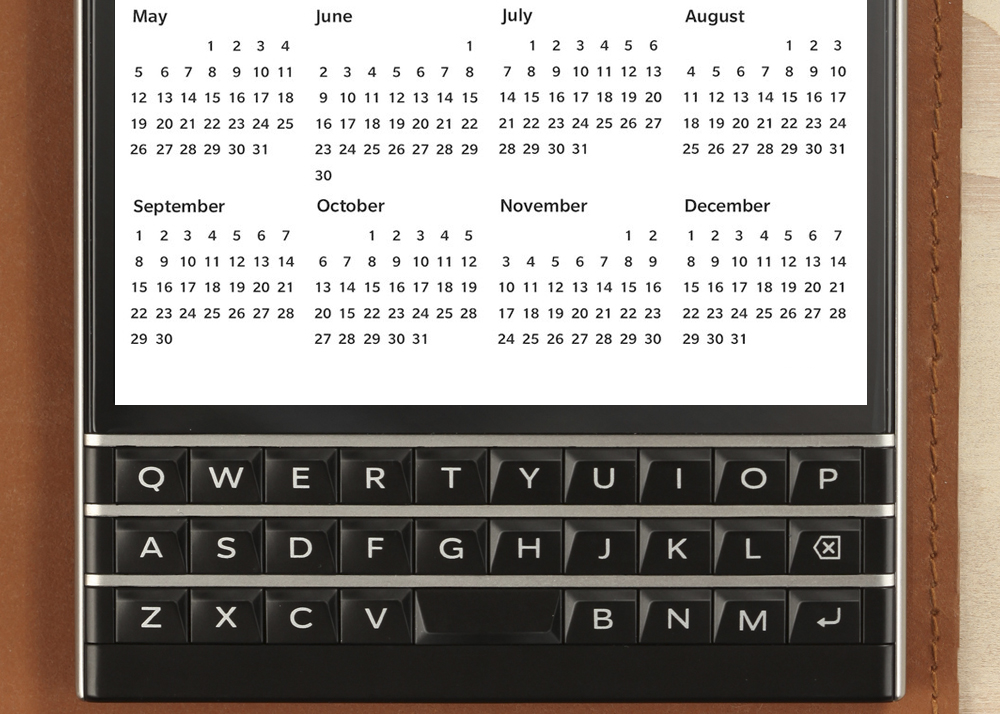 BlackBerry-Passport-Calendar