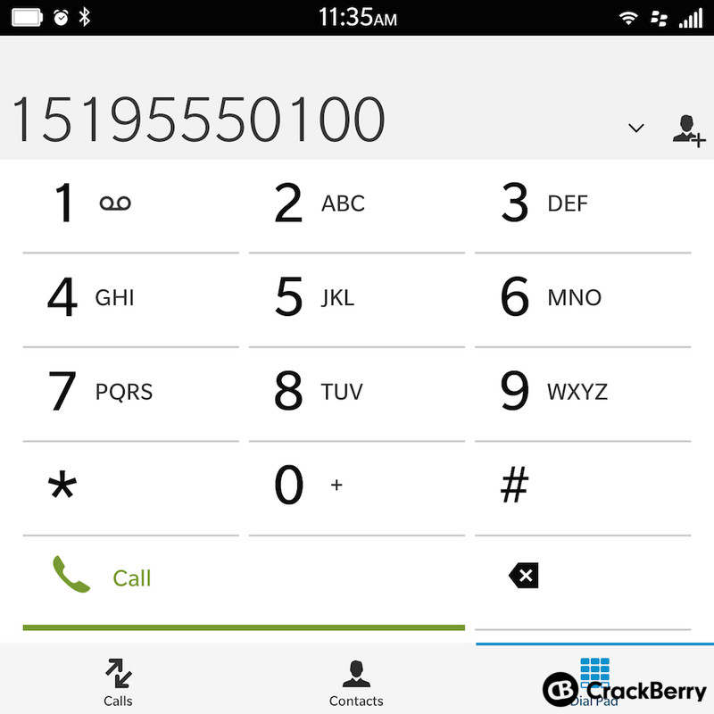 BlackBerry-Passport-dial_pad_with_number