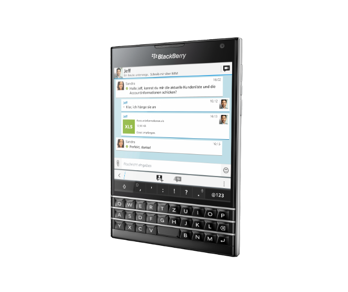 BLACKBERRY-Passport-schwarz